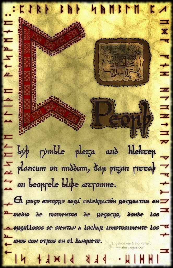 Runa-PEORÞ