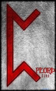 Runa Peorþ Peorth Pertho