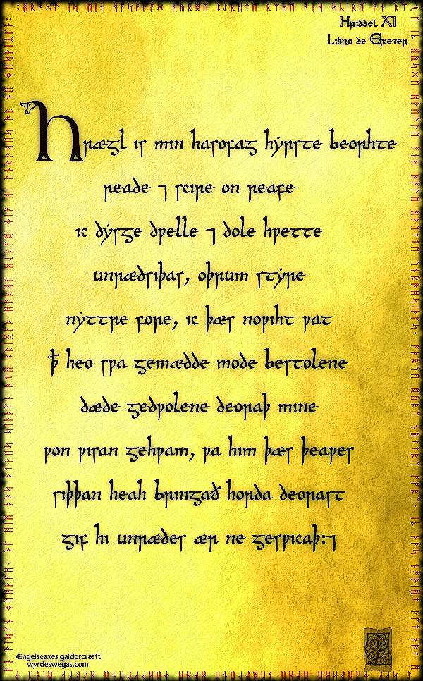 Exeteres Hriddel XI