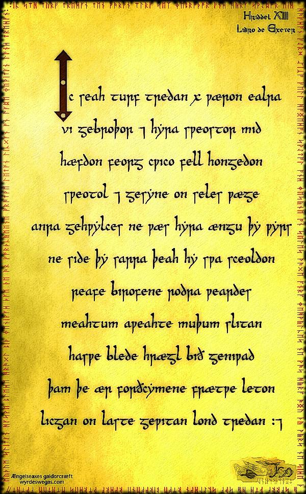 Exeteres Hriddel XIII
