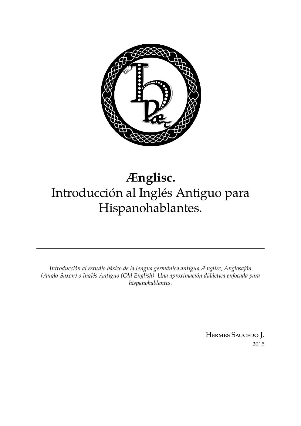 aenglisc